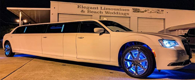 10 passenger Limo Wheel Lights in Daytona