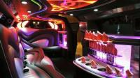 Inside Elegant Limousines Dodge Charger