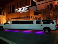 Excursion SUV Limousine For Prom